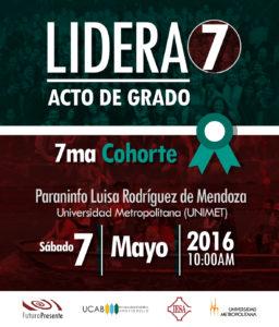 Graduación Lidera 7 2016-01