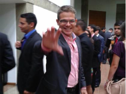 Nelson Bustamante trae a Venezuela su charla Atrévete a Soñar