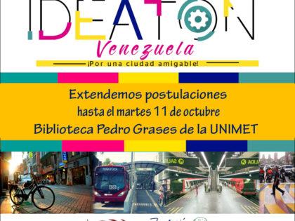Este miércoles se realizará el Ideatón Venezuela: ¡Asiste!