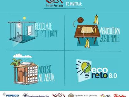 Fundación Futuro Presente y Pepsico invitan al Eco-Reto 2017