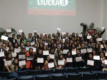 """Programa de formación """"Lidera"""" finalizó exitosamente su octava cohorte"""