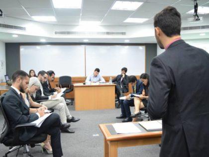 Casi 200 jóvenes participaron en el Torneo de Debate de Lidera 9