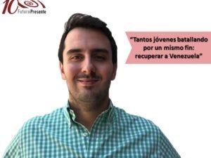 Juan Abraham De Oliveira: Lidera es el punto de encuentro de un <br>grupo de personas que buscar cambiar el status quo