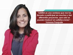 """Vanessa Pasquale: """"LIDERA me ha permitido llevar mis conocimientos más allá <br>de Venezuela"""""""