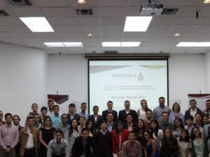 El Programa Venezuela, Liderazgo y Energía dio inicio a su IV cohorte