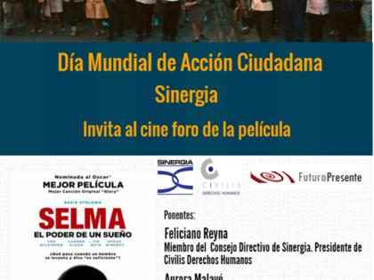 Cine foro: Selma