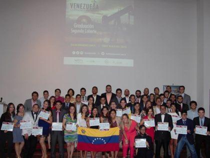 Futuro Presente celebró graduación de la segunda cohorte de Venezuela, Liderazgo y Petróleo