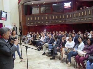 Comisiones de la Asamblea Nacional recibirán proyectos de Los Jóvenes Proponemos