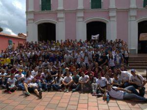 Más de 200 jóvenes de Futuro Presente participaron en el Rally Lidera 8