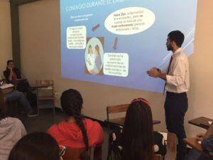 """Fundación Futuro Presente realizó """"Taller para Formadores en <br>Prevención del Zika"""""""
