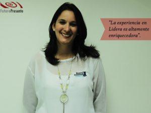 Caroline Ruiz: Lidera represente una experiencia de vida hermosa