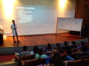 Proyecto Zika sigue impartiendo talleres de formación en universidades