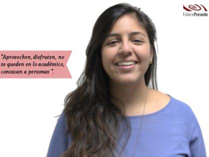 Sharon Alarcón: ver la marca que dejas en las otras personas te hace sentir parte <br>del cambio