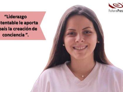 Andrea Dos Anjos: encontrarme con gente dispuesta a responder dudas y a <br>interesarse en mi proyecto fue sumamente importante