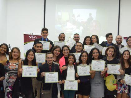 Liderazgo Sustentable culminó exitosamente su II cohorte con <br> una Feria de Proyectos