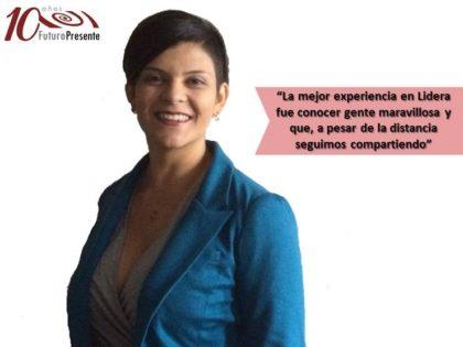 Kairusam Rodríguez: Lidera me preparó para mi siguiente paso profesional