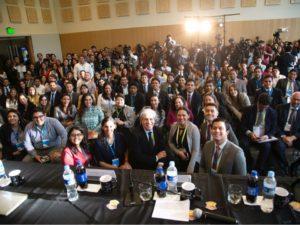 La VIII Cumbre de las Américas contó con la presencia de egresados de LIDERA