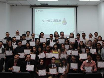 El programa Venezuela, Liderazgo y Energía culminó exitosamente su IV cohorte
