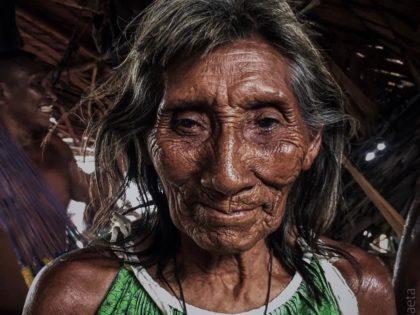 """Isaías Landaeta resultó ganador del primer concurso fotográfico de Uriji <br>""""El alma detrás de un rostro"""""""