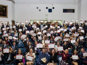 200 jóvenes líderes egresaron de la primera fase del programa de formación <br>LIDERA