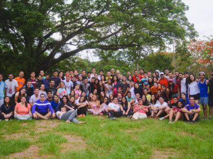 Más de 100 participantes vivieron la experiencia del Extramuro de Lidera