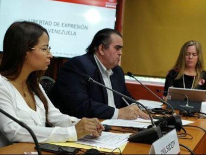 Misle González, egresada de Lidera 6 formó parte de la 172° Comisión <br>Interamericana de los Derechos Humanos
