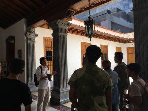 Futuro Presente recorrió la Caracas Histórica de la mano de Rodrigo Capriles