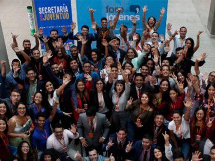 Egresados de Futuro Presente estuvieron presentes en el<br> V Foro de Jóvenes de las Américas