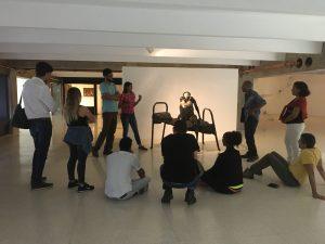 Futuro Presente recorrió la Caracas Cultural de la mano de Óscar Díaz