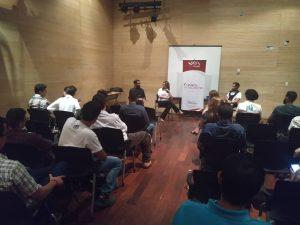 Andrés Rojas y Yunitza Dávila conversaron acerca de las Ciudades Inteligentes