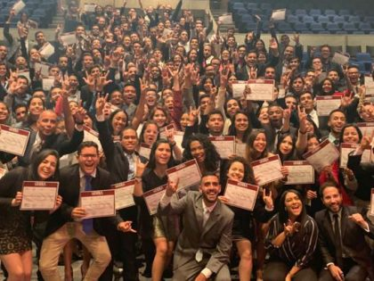 200 jóvenes líderes egresaron de la primera fase de LIDERA 11