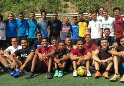 LIDERA 9 resultó ganador del VI Torneo de Fútbol de Egresados
