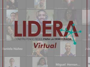 Lidera Virtual: formación en línea para nuestros participantes